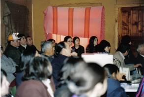 Segundo mingako cultural: 21 al 28 de enero de 2008